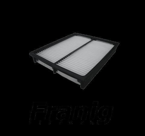 L-AIR HCA6558 (AF545) – MAZDA: BT50 2.5L INY 06-14 GAS, B2200 2.2 99-05, B2200 4CIL INY 98-03,